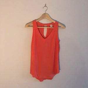 Sleeveless Old Navy Top - coral